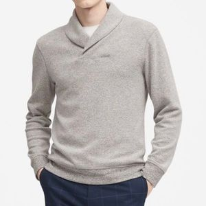 Banana Republic Shawl Collar Sweater